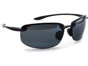 Maui Jim Rx Sunglasses FRAME ONLY G807-2 25 Black Rimless Japan 63[]18 135