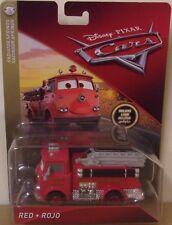 Disney Pixar Cars 3 ~ Rojo Die-cast ~ de gran tamaño de vehículo de lujo