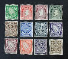 Ckstamps: Gb Stamps Collection Ireland Scott#106-116 Mint Lh Og