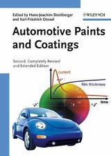 Automotive Paints and Coatings (2008, Hardcover)