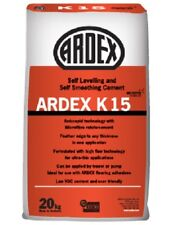 Ardex K15 Rapid Drying Floor Concrete Self Levelling Compound 20Kg Quick Drying