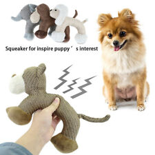 Chew Toys Interactive for Dog Indestructible Stuffed Squeaky Squeaker Sound Toy.