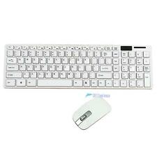 2.4G Wireless Keyboard Optical Mouse with USB Receiver Combo KIt For Laptop TL