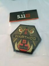 5.11 TACTICAL AIR FORCE A10 WARTHOG PLANE MORALE PATCH! POLICE/MILITARY