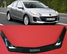 Hood Deflector Protector Bonnet Mazda 3 Brand New 2009-