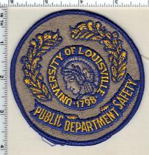 University of Louisville Public Safety (Kentucky) uniform take-off patch