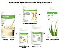 HERBALIFE Quickstart Plus Weight Loss Program Kit