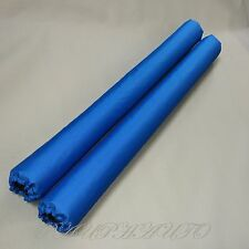 """36"""" ROYAL BLUE Heavy-Duty Trailer Guide Pads  Capped  2"""""""