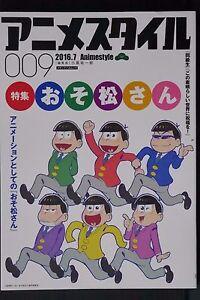 "JAPAN Anime Style 009 ""Mr. Osomatsu / Osomatsu-san"" (Book)"