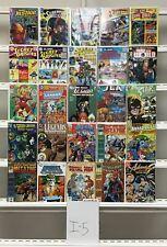 Superman Secret Origins Dc 25 Lot Comic Book Comics Set Run Collection Box