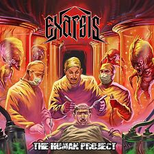 EXARSIS - The Human Project - CD - 162708