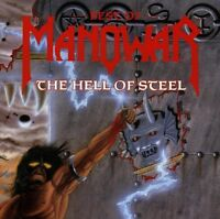"MANOWAR ""THE HELL OF STEEL BEST OF"" CD NEU"