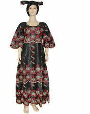 Neueste Maxi Kleider Traditionell Südafrika Damen Kleidung Nigeria Outfit Auto