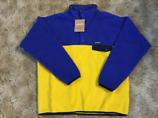 Patagonia Snap T Lightweight Synchilla Snap T Fleece Pullover