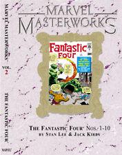 Marvel Masterworks Fantastic Four vol 2 Hardback Variant Cover Edition 1987