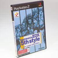 Pop'n Music 10 PS2 Sony Japan Import PlayStation Konami NTSC-J Complete VeryRARE