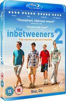 The Inbetweeners 2 [Blu-ray] [2014] [DVD][Region 2]