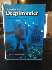 Exploring The Deep Frontier: Adventure Of Man In Sea (Exploration Ocean)