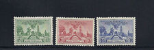 Australia 1936 Centenary of South Australia (Sg 161-3) F/Vf Mlh