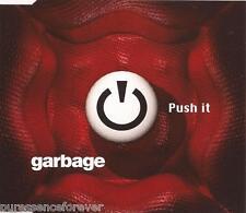 GARBAGE - Push It (UK 3 Track CD Single Part 1)