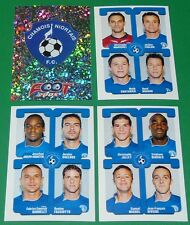 PANINI FOOTBALL FOOT 2005 CHAMOIS NIORTAIS NIORT COMPLET FRANCE 2004-2005