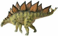 Dinosaures Stégosaures Figurine Peinte à la Mains Jouet de 24 cm Bullyland 61470