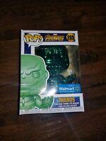 FUNKO POP! #289 Infinity War - Thanos (Green Chrome) - Walmart Exclusive
