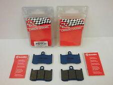 2x Brembo Bremsbeläge Bremsklötze vorne Kawasaki Z 800, 1000, E, ABS, ZX9R 900