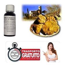 Essenza Aroma Concentrato TARTUFO BIANCO e NERO olio aromatizzato OFFERTA 3X2