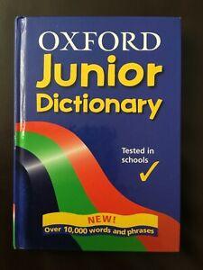 Oxford Junior Dictionary - hardback