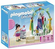 PLAYMOBIL 5489 Styliste avec Podium Lumineux Magasin City Life  NEUF