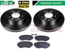 FOR MAZDA BONGO FORD FREDA 2.0 2.5 D TD V6 FRONT BRAKE DISCS PADS VENTED 276MM