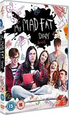 My Mad Fat Diary Complete Series 1 DVD All Episode First Season UK Release NEW