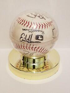 1992 Seattle Mariners Souvenir Autographed Baseball