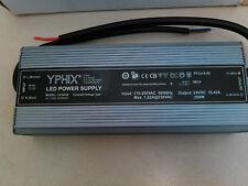 Alimentation YPHIX 24VDC 10A 250W IP67 LED power supply 230V IP67 étanche