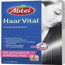 ABTEI Haar Vital Depot Tabletten 30 St PZN 7724511