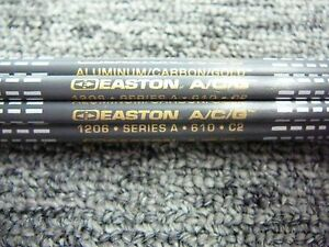 !!! NEW !!! Easton ACG Arrow Shafts