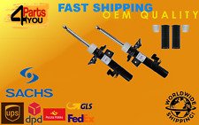 2x SACHS FRONT Shock Absorbers DAMPERS VOLVO  S60 II S80 II V60 V70 III XC70