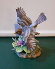 Andrea by Sadek Robin Bird Figurine 1987 #7905
