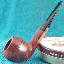MINT! 1950s Comoy's BLUE RIBAND EXTRAORDINAIRE LARGE BULLDOG English Estate Pipe