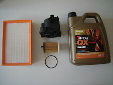 FORD FOCUS & C-MAX 1.6 TDCI DIESEL 2003 TO 10/2005 SERVICE KIT INCLUDING OIL