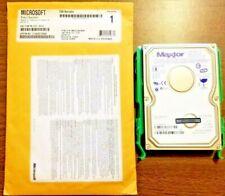 Microsoft Windows XP Professional with SP3, SKU E85-05683, Full Version, Sealed