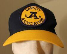 Vintage University of Akron Varsity Association Snapback Hat