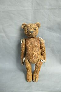 Shoe box bear brown collectable Lot 1