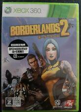 Borderlands 2 Japanese Xbox 360 Xbox One Brand New Sealed