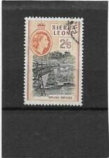 Pictorial Sierra Leonean Stamps (1808-1961)