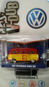 Greenlight V-Dub 1964 Volkswagen Samba Bus serie 11 Shell (NG73)