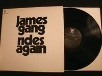 James Gang - Rides Again - 1970 Vinyl 12'' Lp./ VG+/ Eagles / Prog Hard Rock AOR