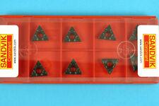 10 SANDVIK TCMT 110304-PM - Grade 4335 CNC Lathe Coated Carbide Turning Inserts