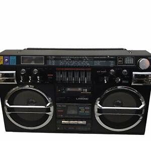 Boom Box Trc 931 Radio Cassette Second Generation Lasonic